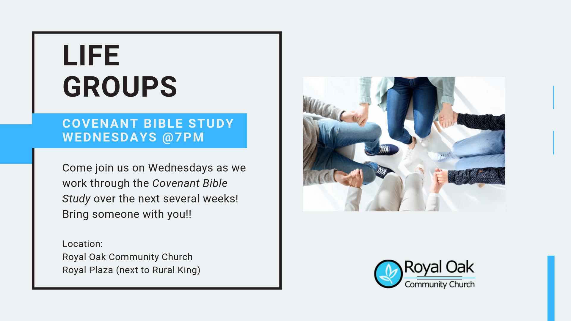 LIFE GROUPS_BibleStudy